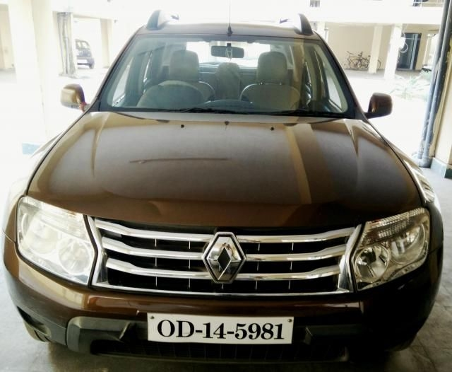 Renault Duster 85 PS RXL OPT 2012