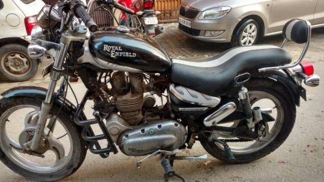Royal Enfield Thunderbird 350cc 2006