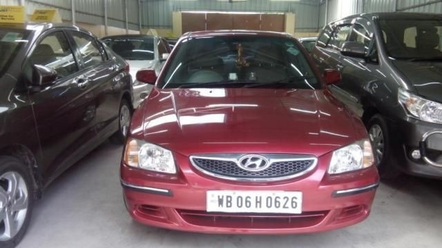 Hyundai Accent Executive 2011