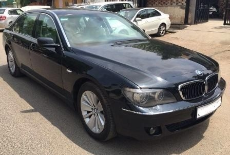 BMW 7 Series 730 Ld Signature 2009