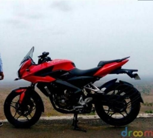 Bajaj Pulsar AS 200cc 2015