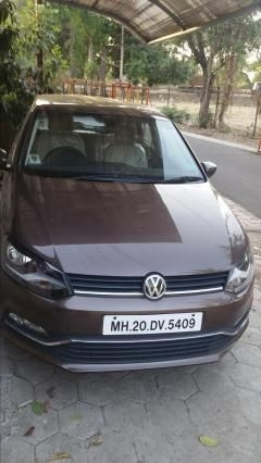 Volkswagen Polo Highline1.2L (P) 2012