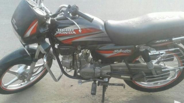 Hero Splendor 100cc 2011