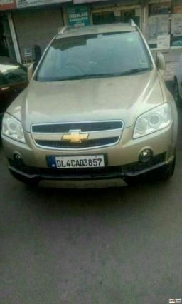 Chevrolet Captiva LT 2008
