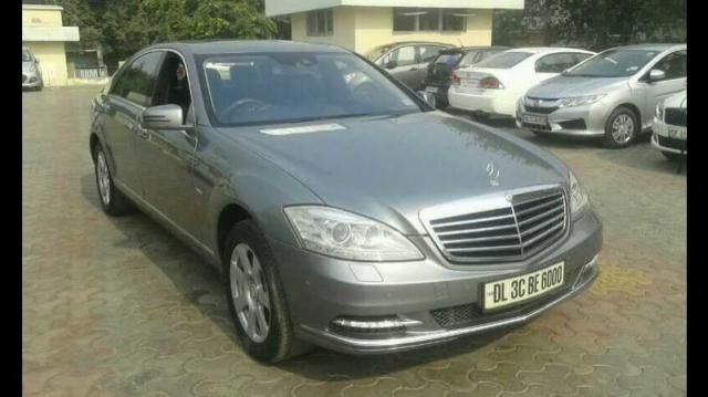 Mercedes-Benz S-Class 350 CDI LONG BLUE EFFICIENCY 2011