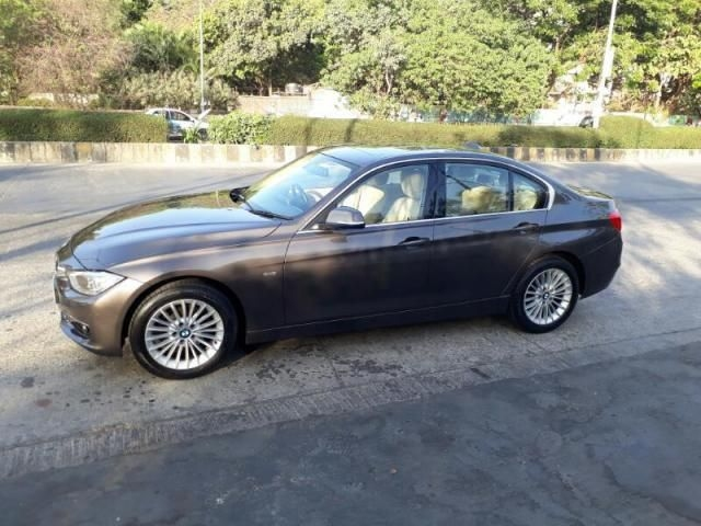 BMW 3 Series 320 D HIGHLINE 2013