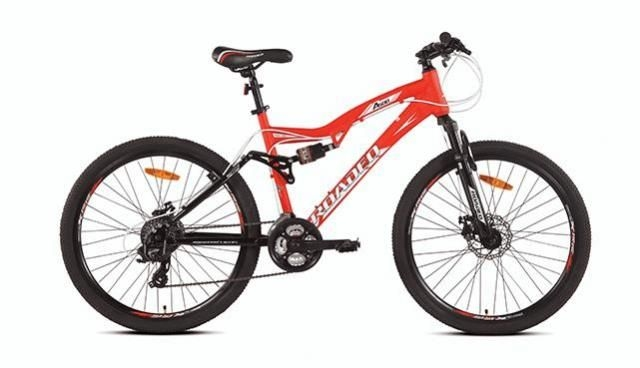 Hercules Roadeo A500-Matte Edition 26 Inches 2018
