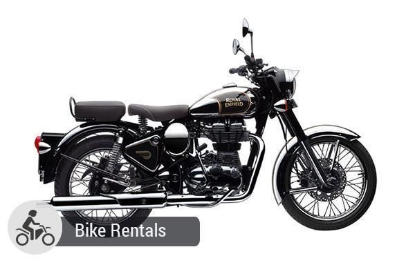 Bike Rentals - Royal Enfield Classic 500cc Twinspark