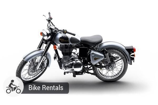 Bike Rentals - Royal Enfield Classic 500cc