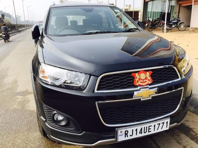 Chevrolet Captiva LTZ AWD AT 2015