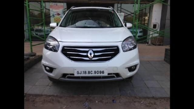 Renault Koleos 4X4 AT 2014