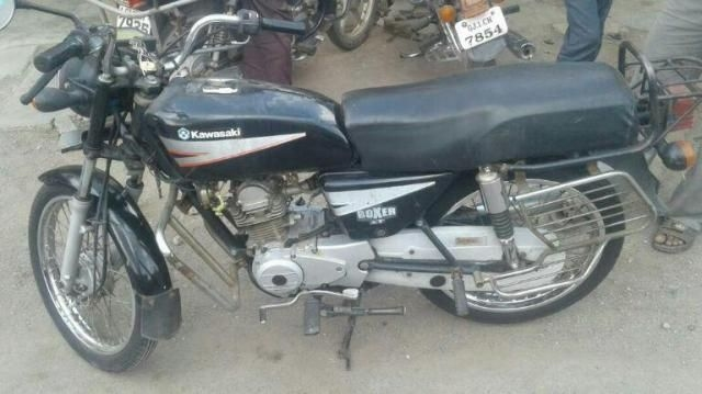 Bajaj Boxer AT100 2004