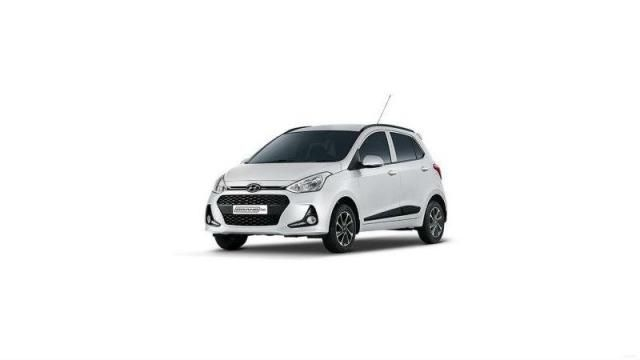 Hyundai Grand i10 SPORTZ AT 1.2 KAPPA VTVT 2018