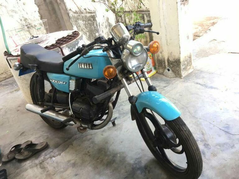 used 1989 yamaha rx 100 bike for sale in visakhapatnam id