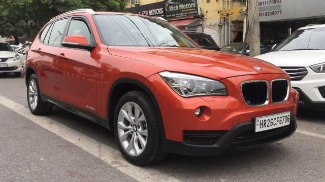 BMW X1 Highline 2014