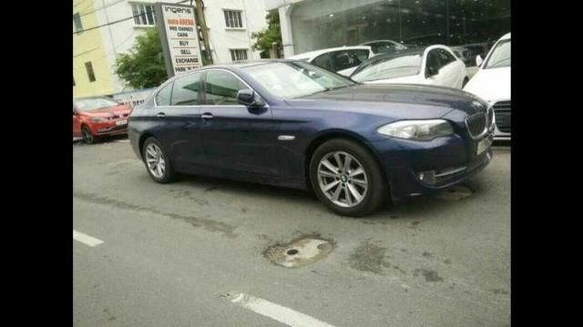 BMW 5 Series 520D LUXURY LINE 2010