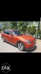 BMW X1 Highline 2013
