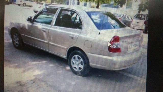 Hyundai Accent CNG 2009