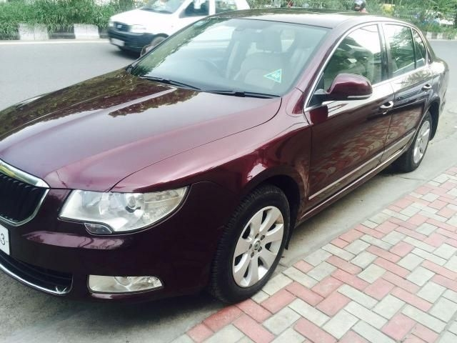 Skoda Superb 1.8 TSI AT 2010