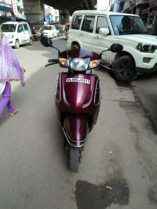 20 Used Purple Color Honda Activa Scooter for Sale | Droom