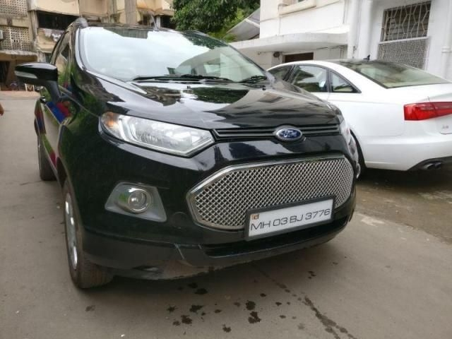 Ford EcoSport Ambiente 1.5L Ti-VCT 2013