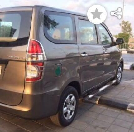 Chevrolet Enjoy LS 8 Seater 2013