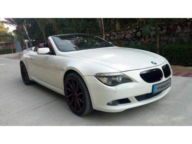 BMW 6 Series 650i Convertible 2010