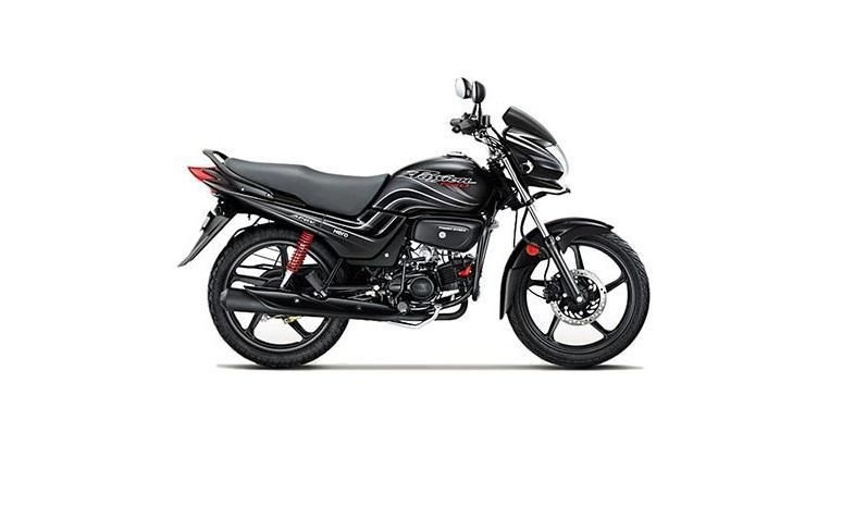 Hero Passion Pro i3S Disc 100cc 2019