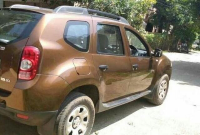 Renault Duster RxL ADVENTURE 2013
