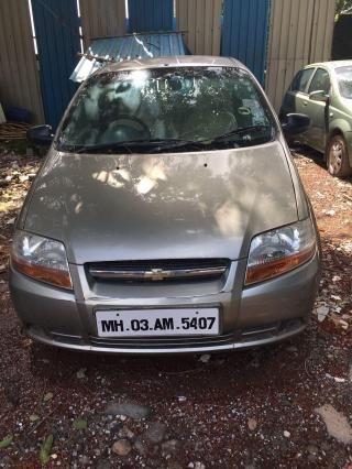 Chevrolet Aveo LT 1.6 Opt 2007