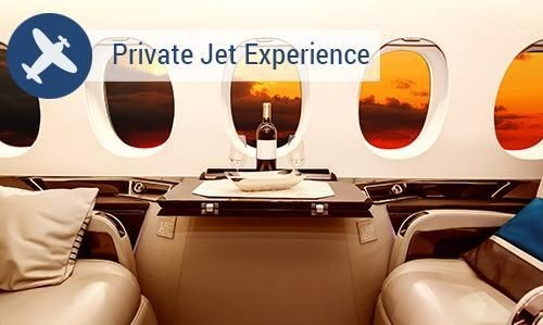 Aerial Rentals - The air culinary experience on a private jet