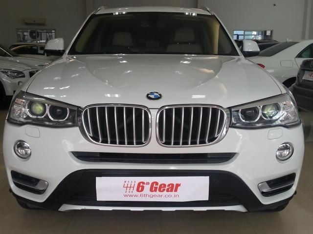 BMW X3 xDrive 20d Expedition 2015