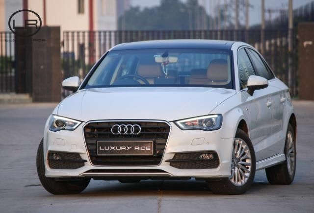 Audi A3 35 TDI TECHNOLOGY 2017