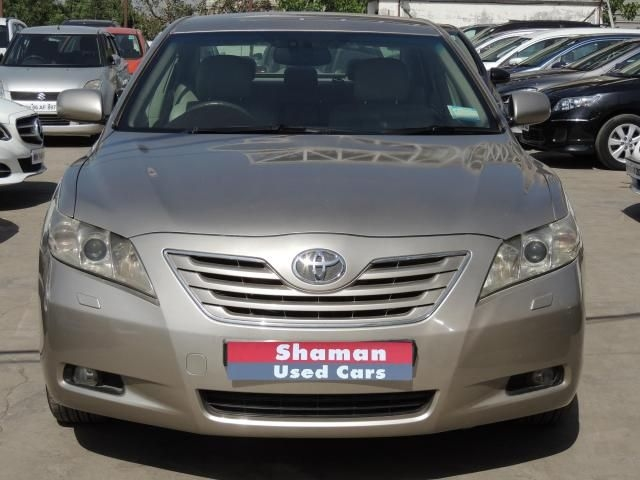 Toyota Camry W4 AT 2006