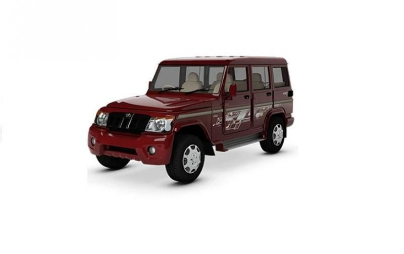 Mahindra Bolero Power Plus ZLX 2019