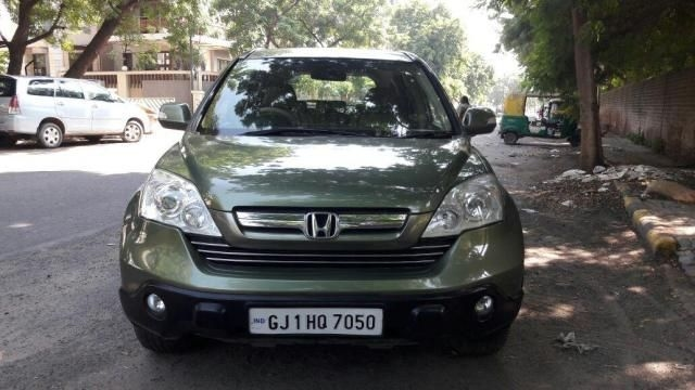 Honda CR-V 2.0 2WD MT 2007