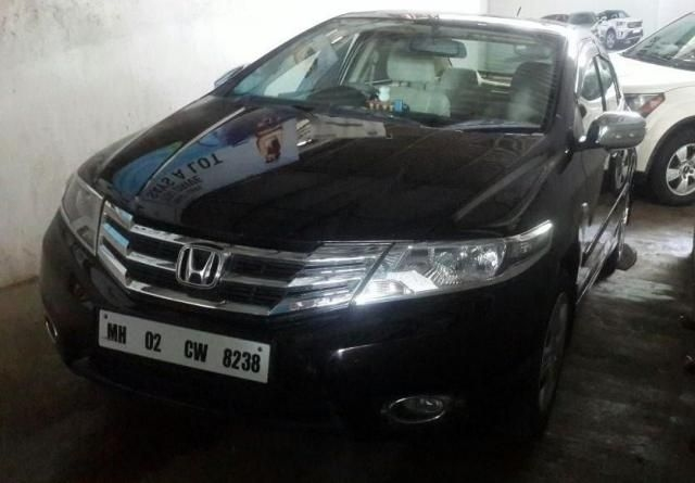 Honda City 1.5 E MT 2013