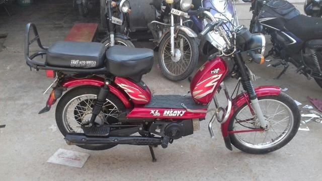 TVS XL Super 70cc 2015