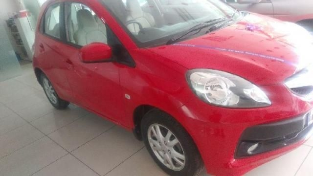 Honda Brio Exclusive Edition 2015