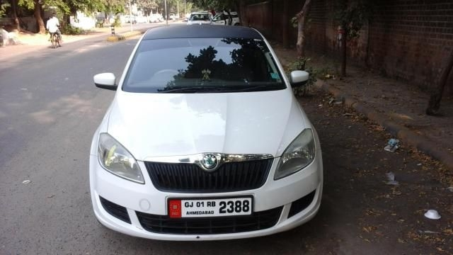 Skoda Rapid 1.5 TDI CR Ambition 2013