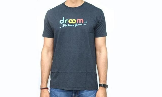 Droom Bindaas Ghoom T-shirt – Size – M