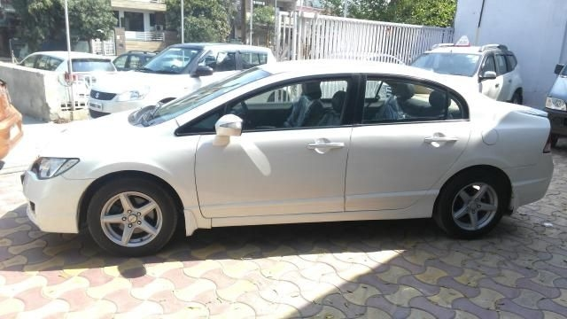 Honda Civic 1.8 S MT 2012
