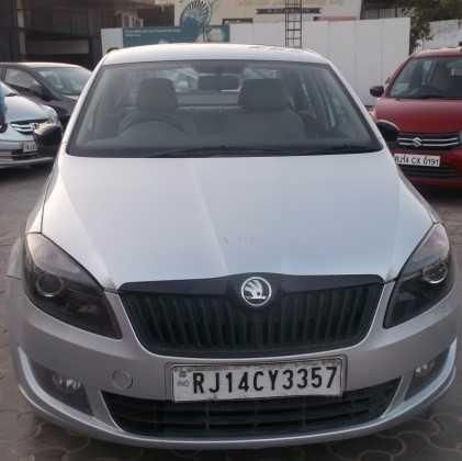 Skoda Rapid Ambition Plus 1.6 TDI CR  2015