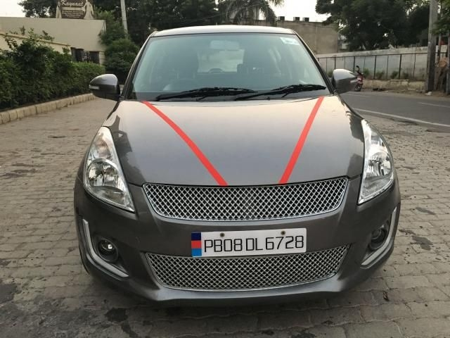 Maruti Suzuki SWIFT Deca Limited Edition Vdi 2015