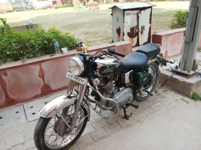 Royal Enfield Machismo 350cc 2001
