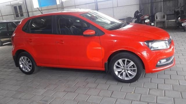 Volkswagen Polo 1.2 TDI Highline 2016