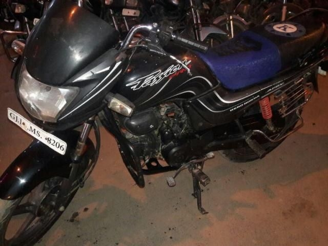 Hero Passion Plus 100cc 2011