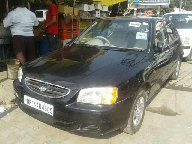 Hyundai Accent Executive 2009