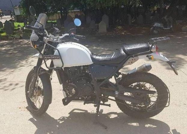 Royal Enfield Himalayan Bike For Sale In Bangalore Id 1415896759 Droom