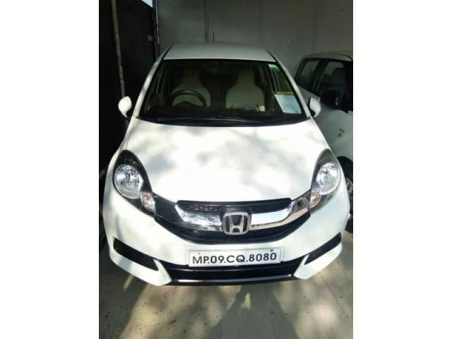 2 Used Honda Mobilio In Indore Second Hand Mobilio Cars For Sale